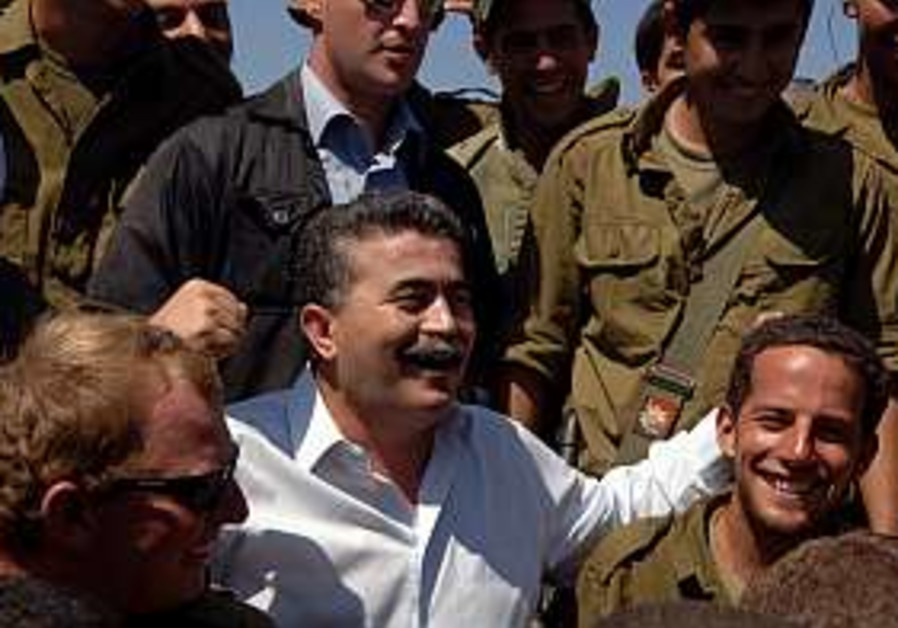 Comment: Peretz's whitewash attempt