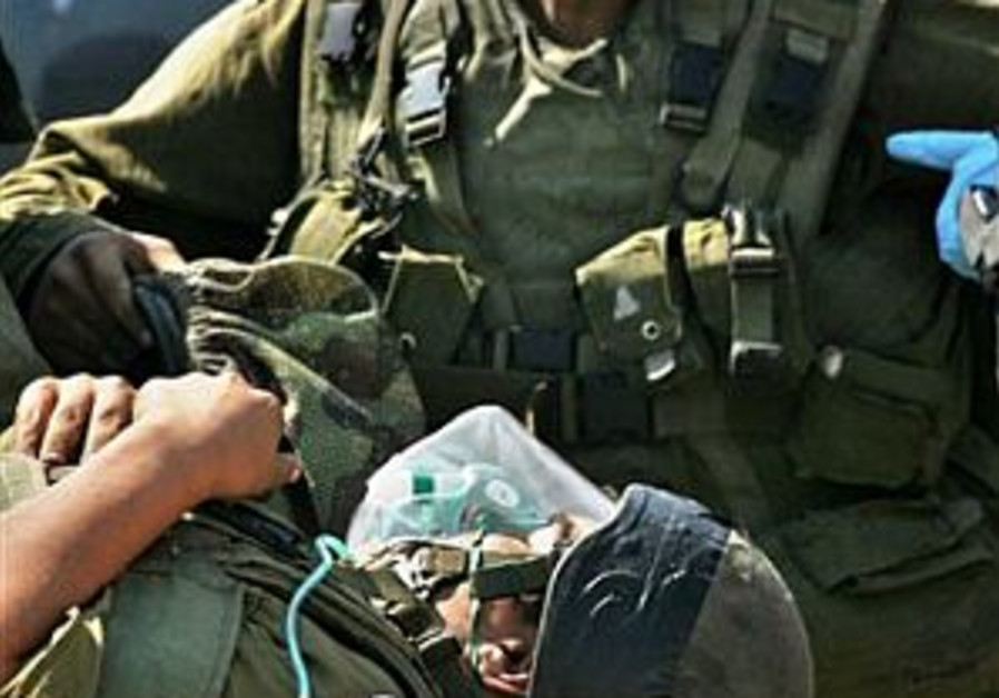 IDF soldier killed by old land mine