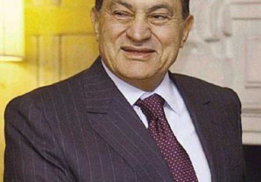 Egyptian editors sentenced to prison for insulting Mubarak