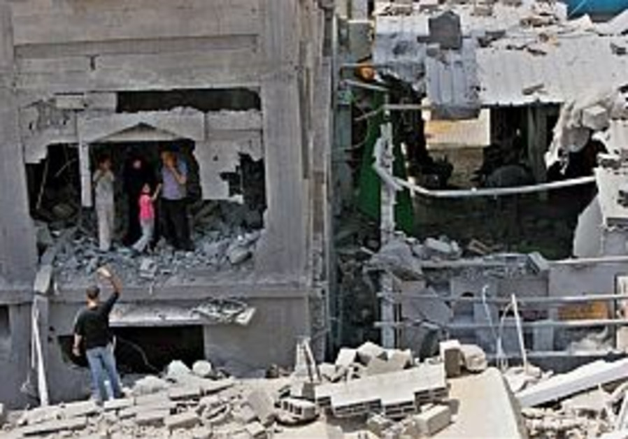Analysis: Creating a new Gaza reality