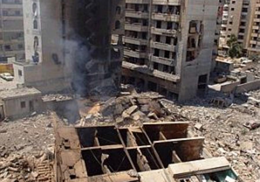 IMF approves $77 million loan to rebuild Lebanon
