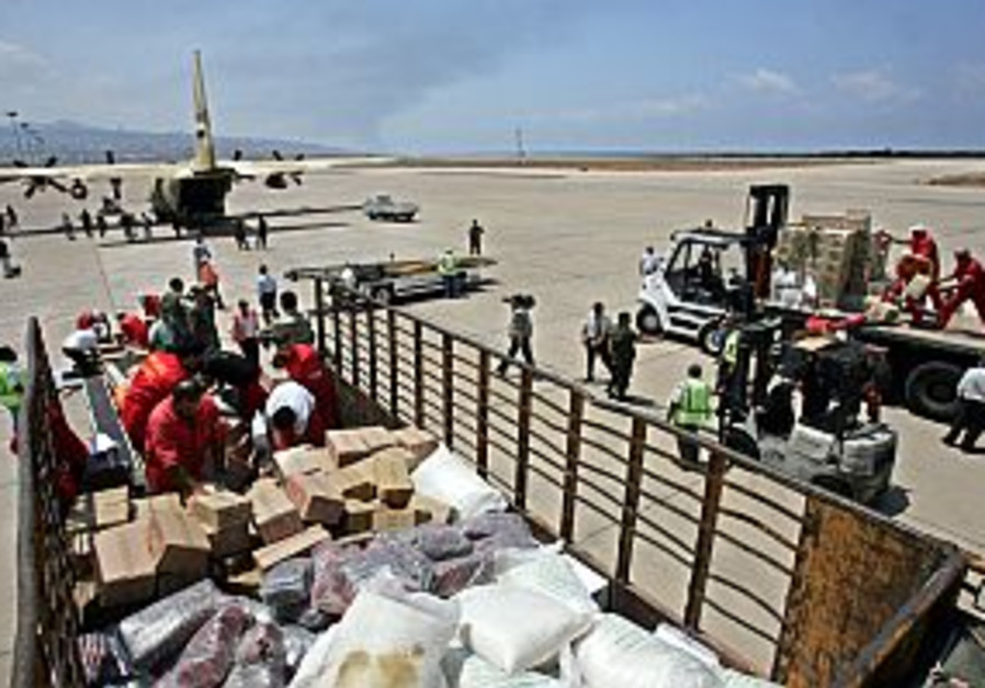 UN aid convoys in Lebanon delayed