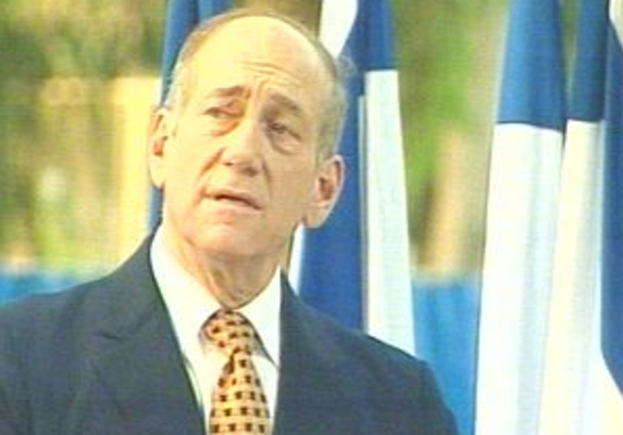 Olmert: Lebanon op already a success