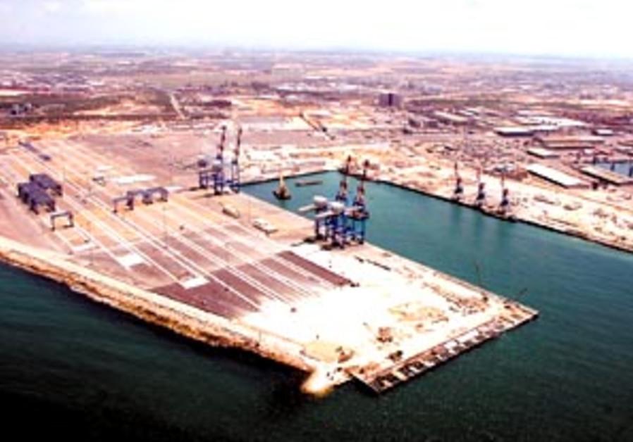 ashdod port 88 298