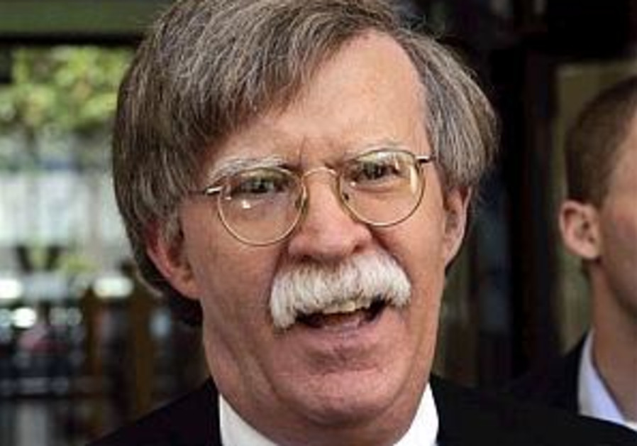 Bolton: Syria, Iran arming Hizbullah