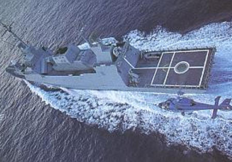 Navy ship redeploys following attack