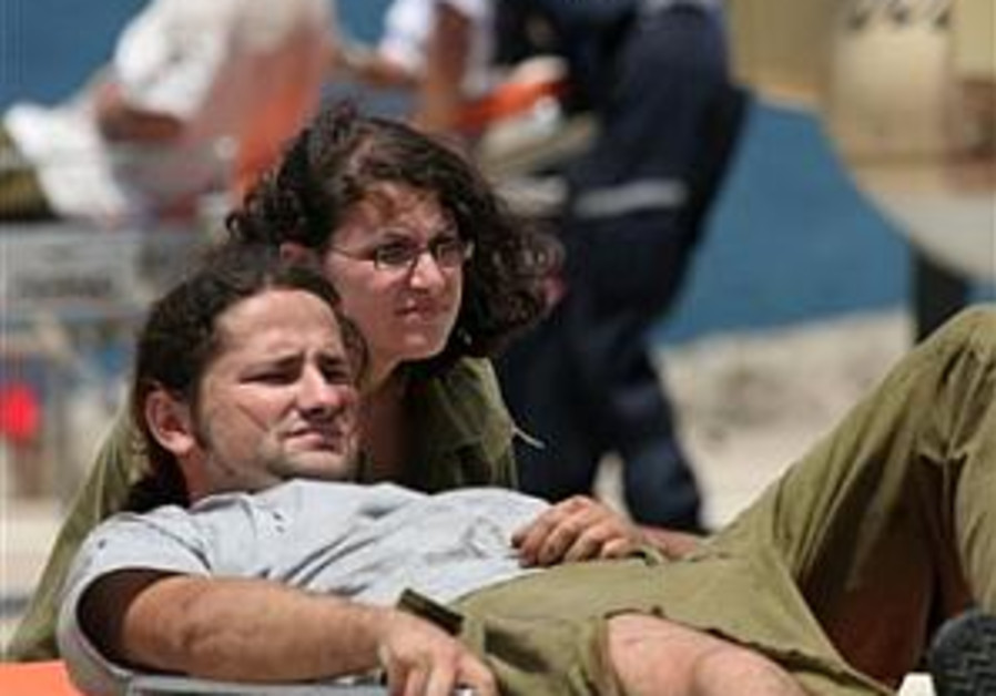 When 12 more families joined the IDF's bereaved