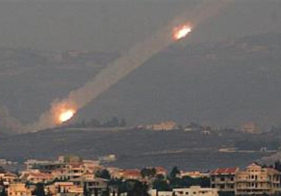 rockets from Lebanon 298.88