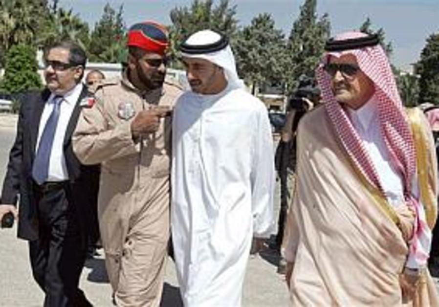 Checkbook diplomacy? Qatar takes aggressive role in region