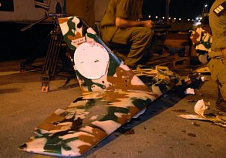 Hizbullah UAV shot down off Acre coast