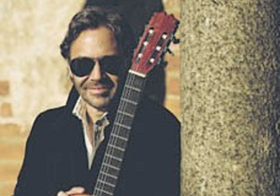 Live Music: Al's well with Di Meola