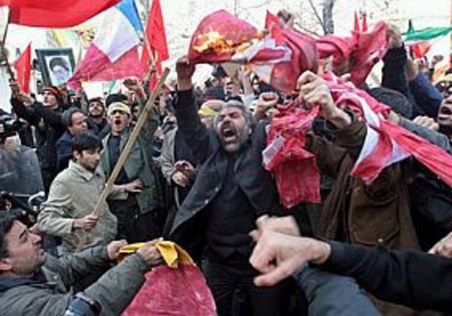 Danish party regrets prophet mockery