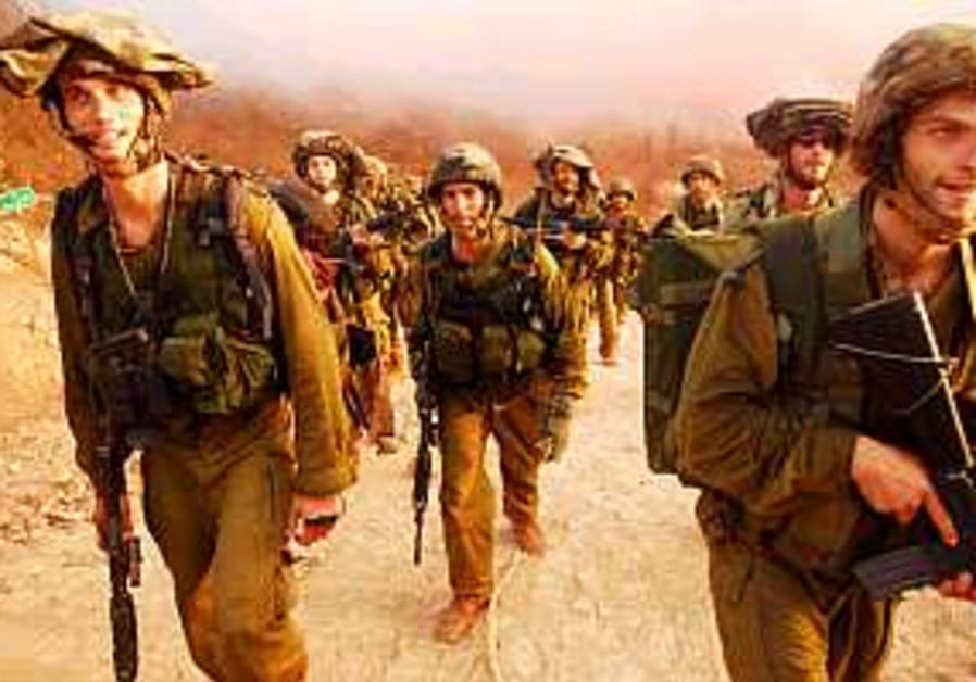 soldiers return in rows 298