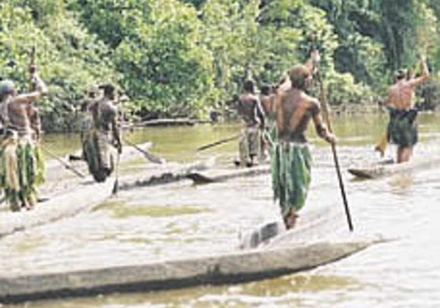 Screen Savors: Tribal rights
