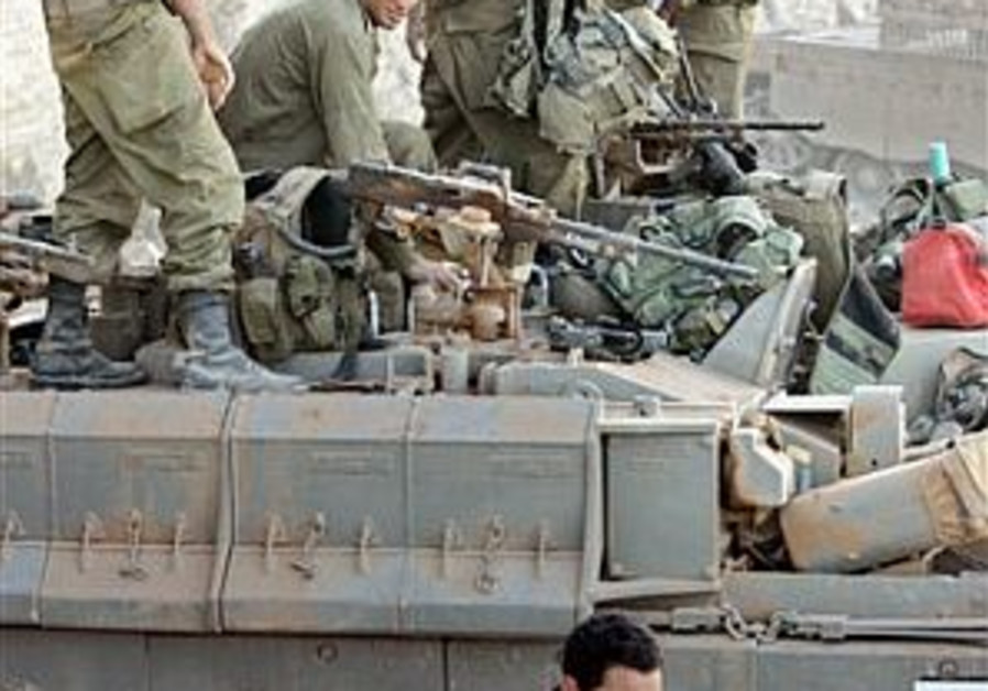 IDF completes Lebanon withdrawal