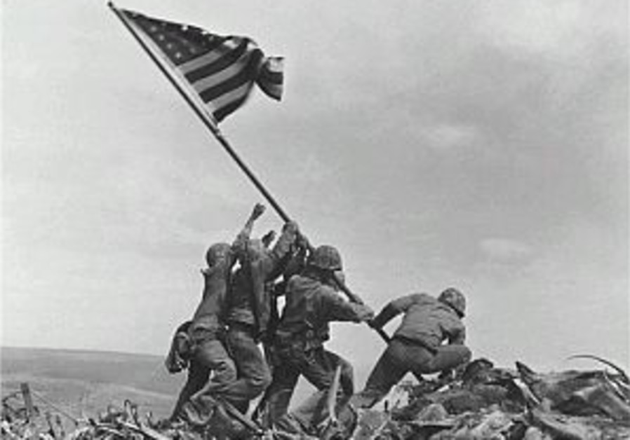 US search team finds Iwo Jima sites