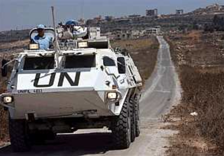 UNIFIL permitted to use force in Lebanon