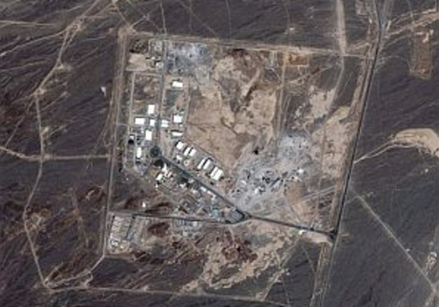 'Iran moves uranium above ground'