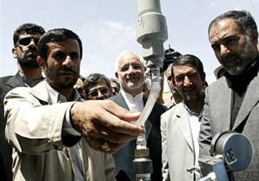Iran denied aid to build reactor