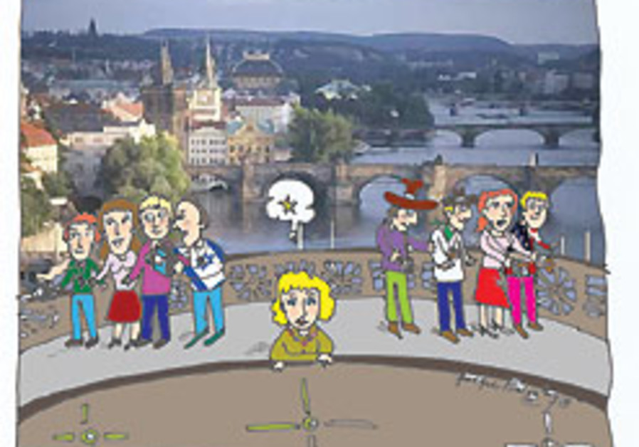 Suddenly Sabra: Crossing bridges