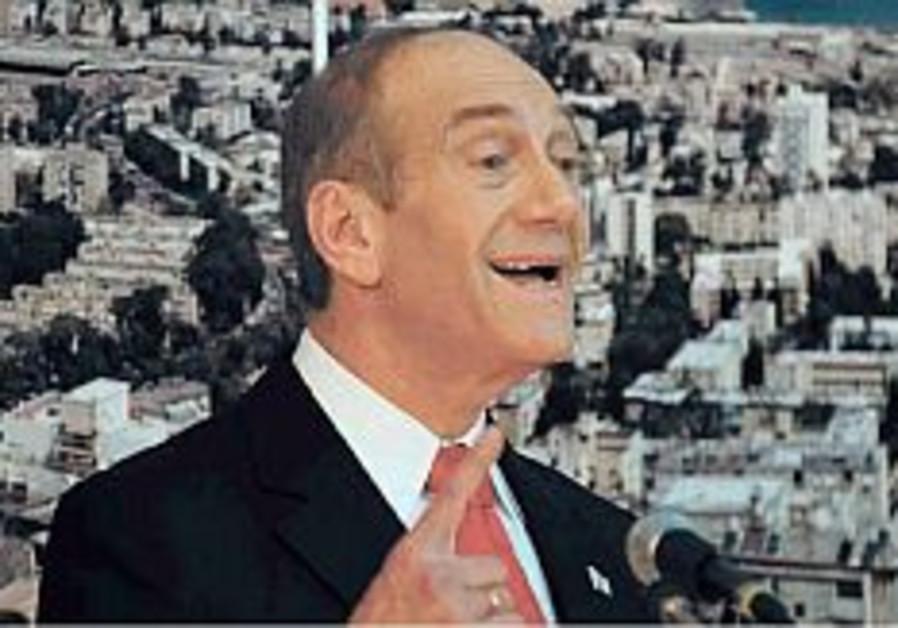 Olmert's probes
