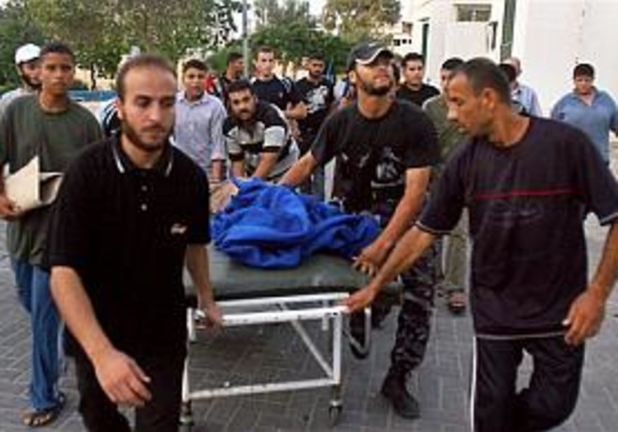 IDF forces kill 8 Palestinians in Gaza
