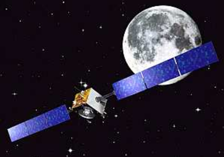Europe's first lunar mission heads for planned impact on moon