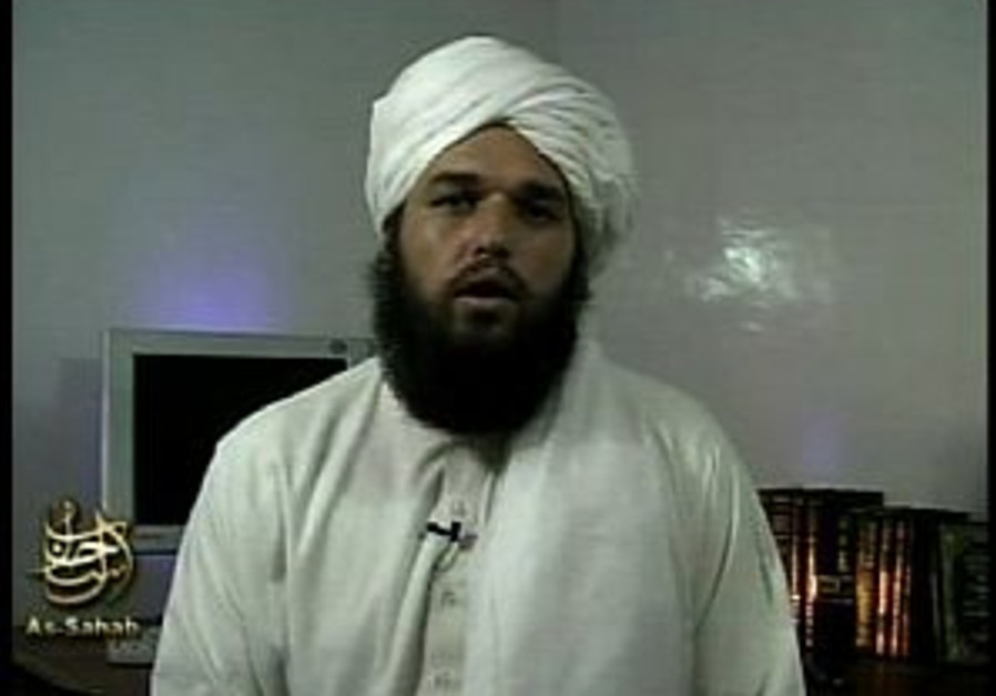 American appears in new al-Qaida tape