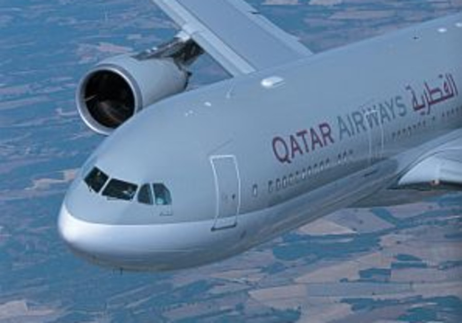 Qatar Airways resumes flights to Beirut