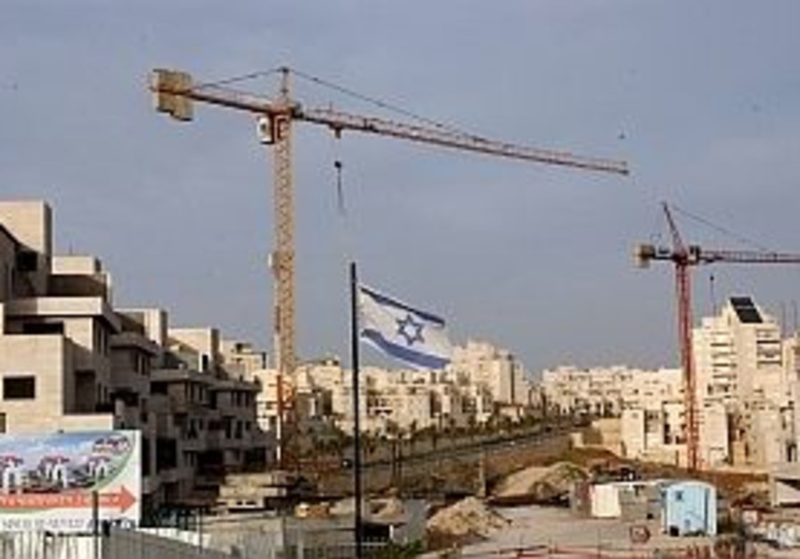 Ma'aleh Adumim building approved