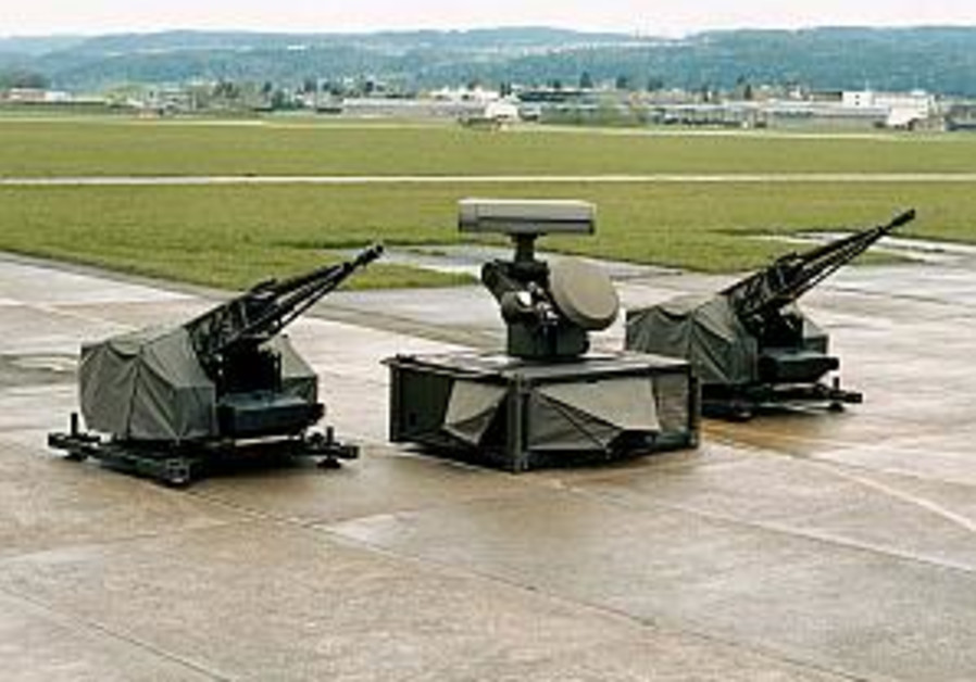 Skyshield air defense being considered