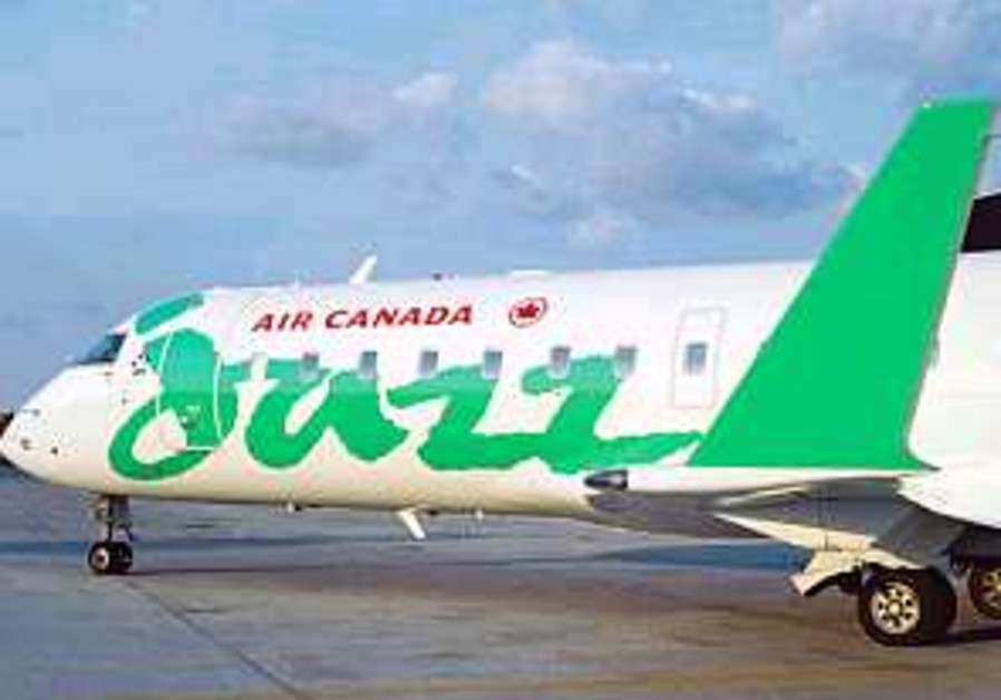 Canada: Orthodox Jew forced off plane