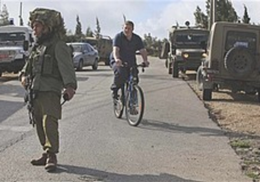 Two Palestinian terrorists killed in separate attacks