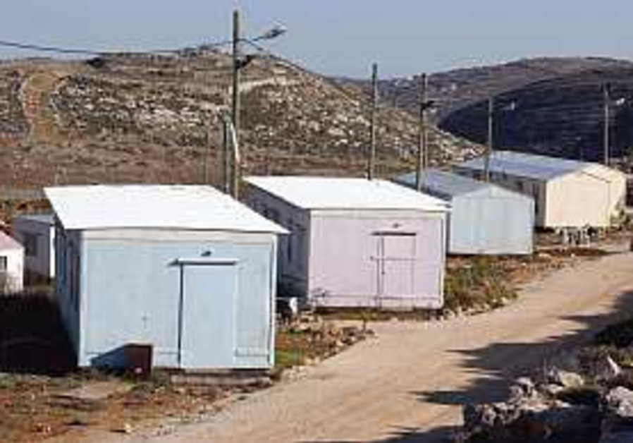 Court to hear outpost evacuation plan