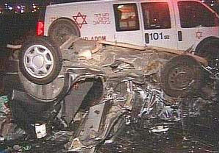 'Wild, irresponsible' driving kills five travelers