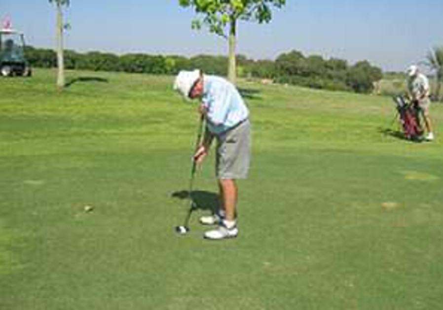 Games We Play: Kaufman and Reefe win at Gaash Golf Club Championships