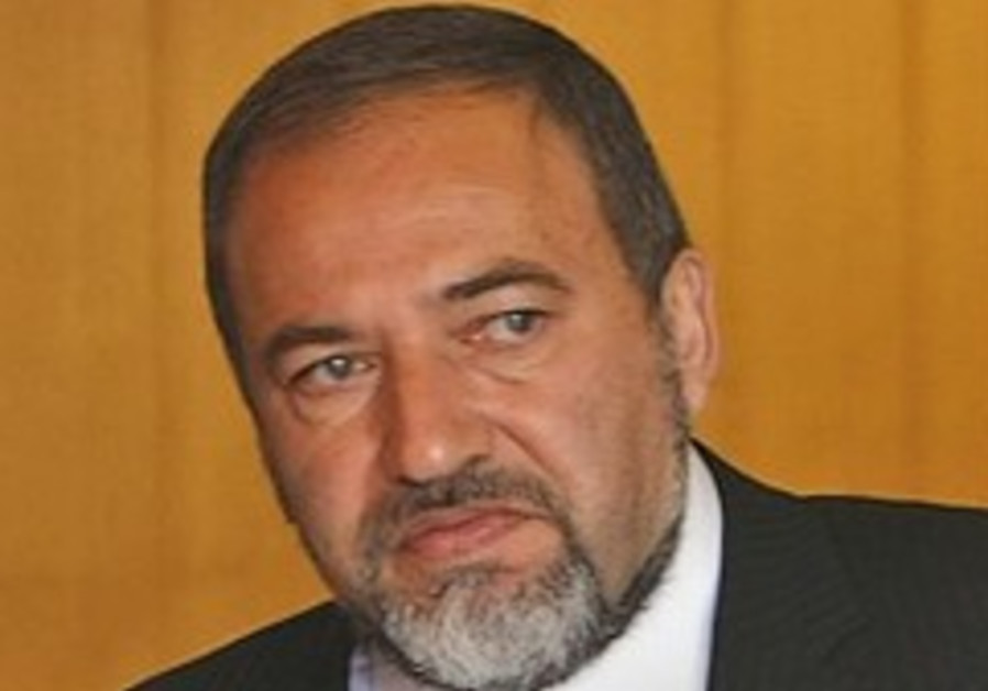 Israeli officials downplay Egypt's snubbing of Lieberman
