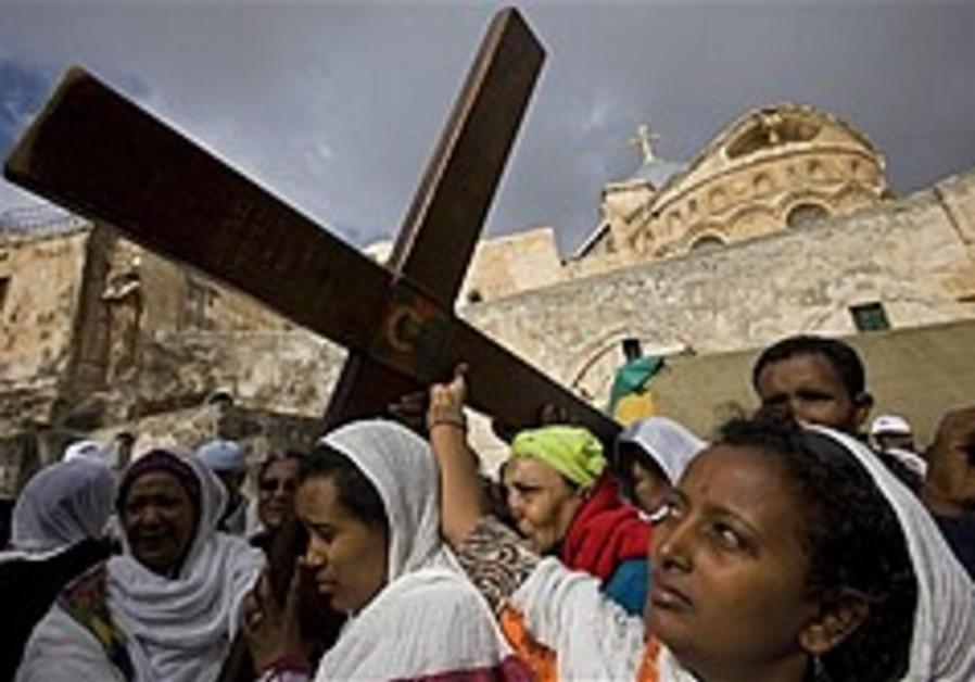 Orthodox Christians mark Good Friday