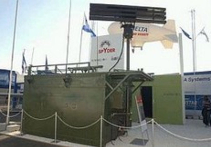 Israel now India's top defense supplier