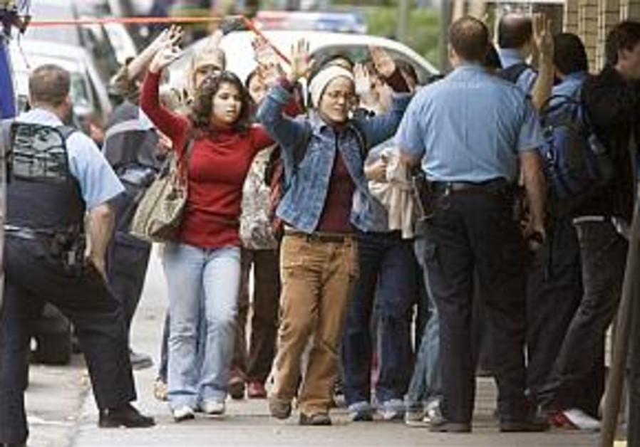 Four killed in Montreal school shooting