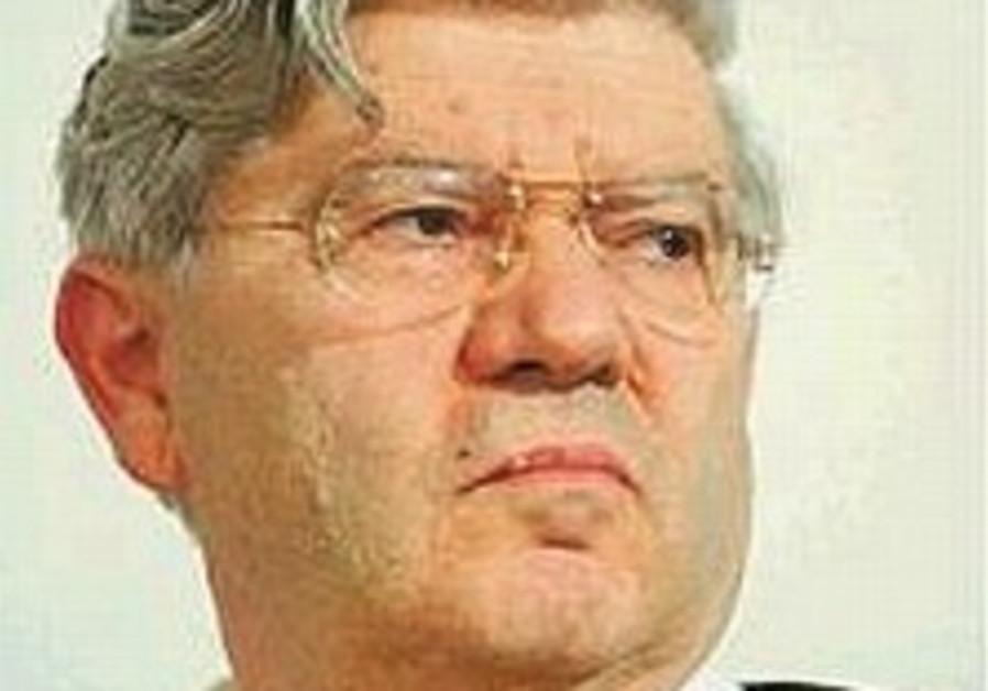 Beinisch new Supreme Court head