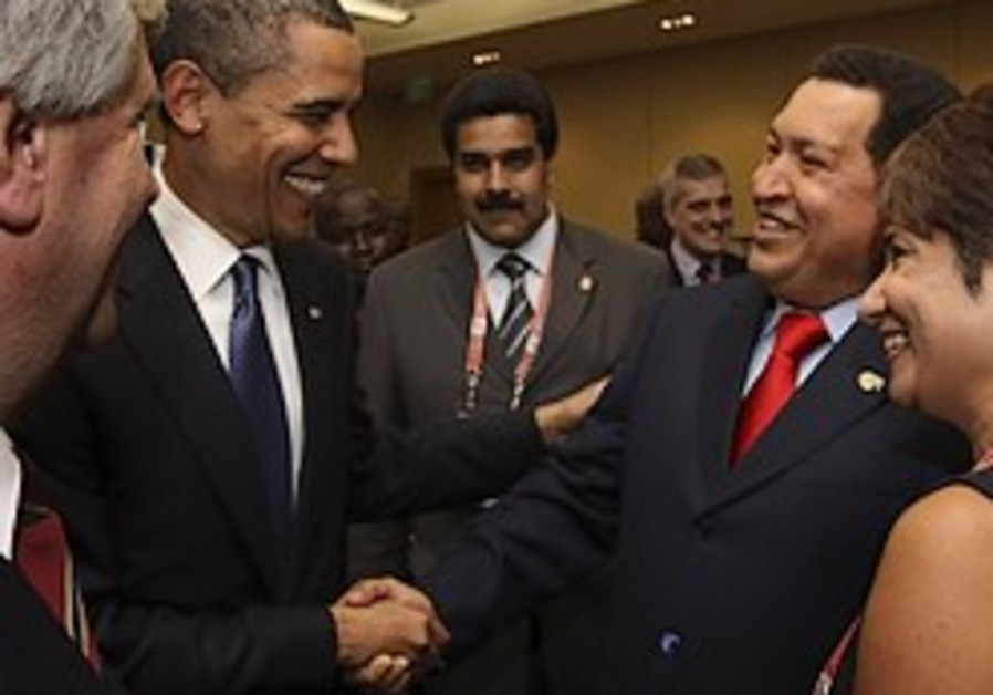 Chavez to restore ambassador in US