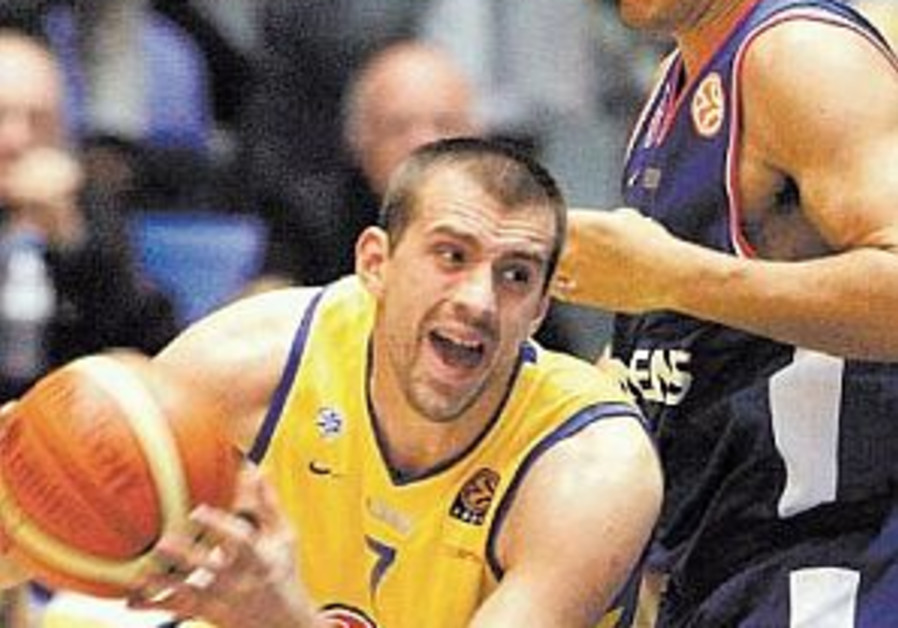 Local hoops: Maccabi TA survives Bnei Hasharon scare