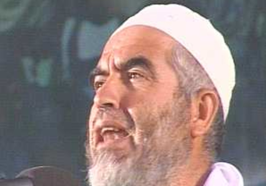 Islamic leader probed for inciting Temple Mount riots