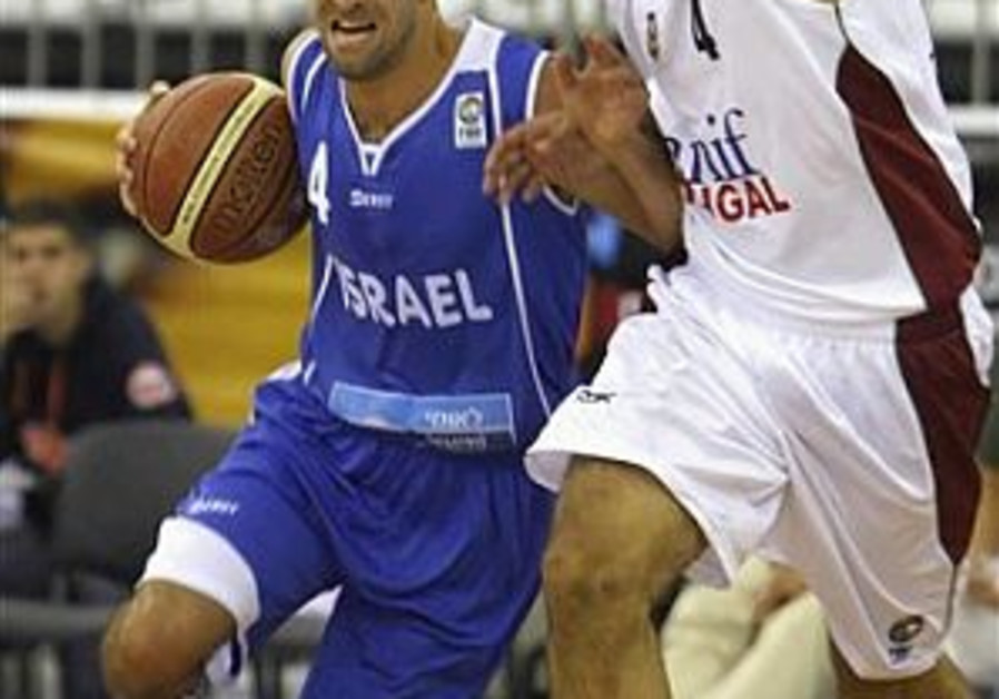 Israel routed by Portugal 69-49