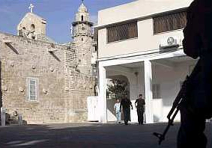 Terror group threatens Gaza Christians