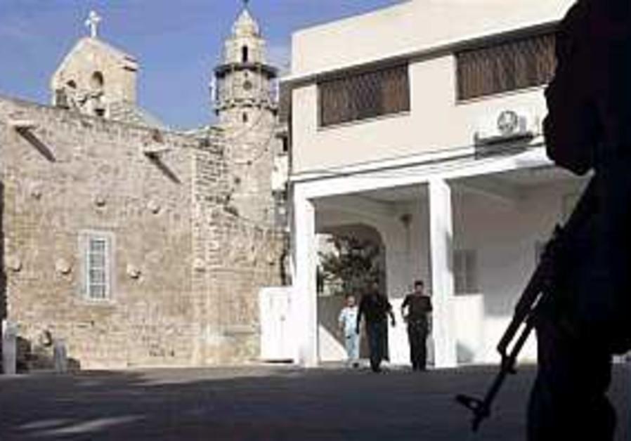 Terror group threatens Gaza Christians
