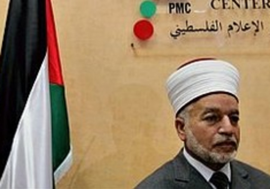 J'lem mufti demands apology from Pope