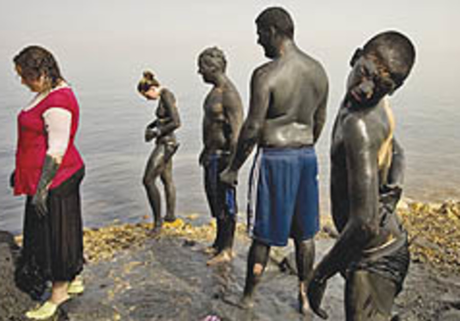 Dead Sea unlikely to be world wonder