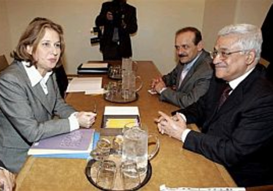 Livni: Ahmadinejad at UN a 'scandal'